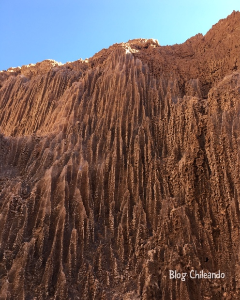 Rochas do Valle de la Luna
