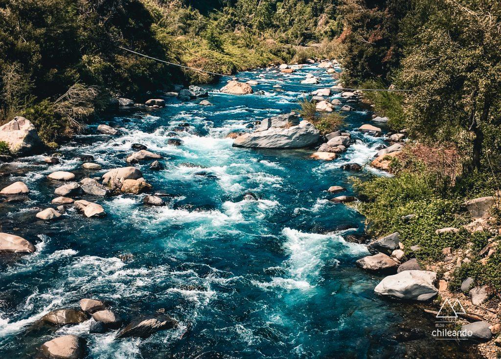 Siete Tazas, uma reserva natural a poucas horas de Santiago