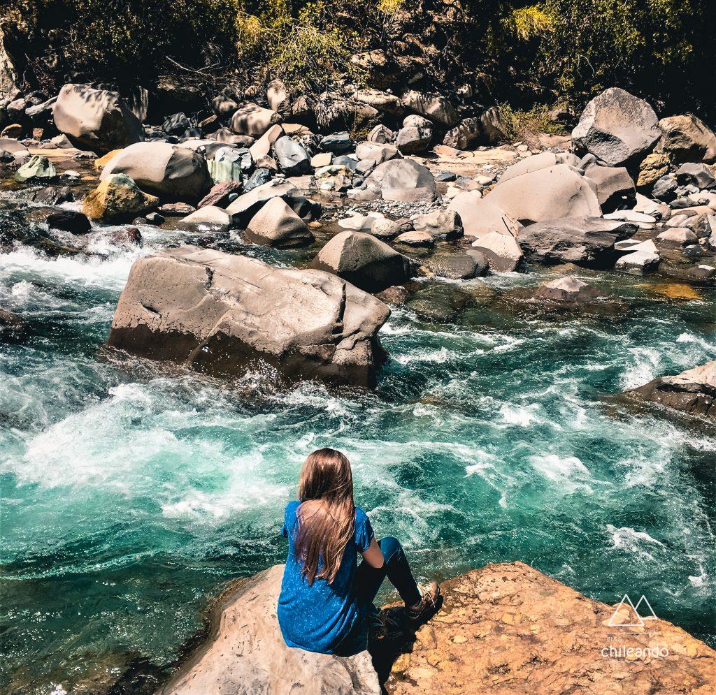 Às margens do Rio Claro