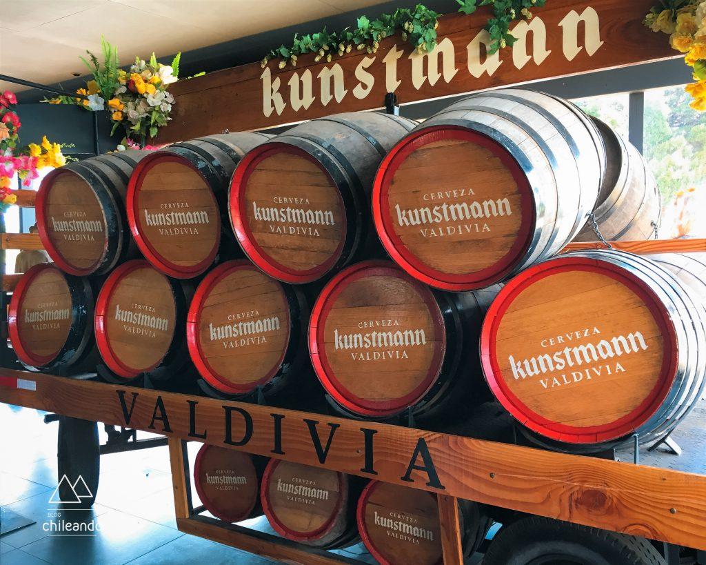 A Kuntsmann é uma das cervejarias artesanais de Valdivia