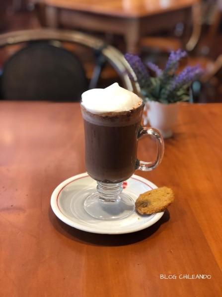 Chocolate quente Entrelagos
