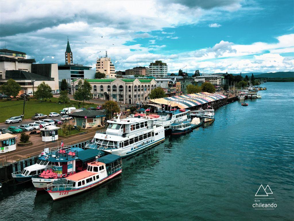 O que fazer em Valdivia: mercado fluvial