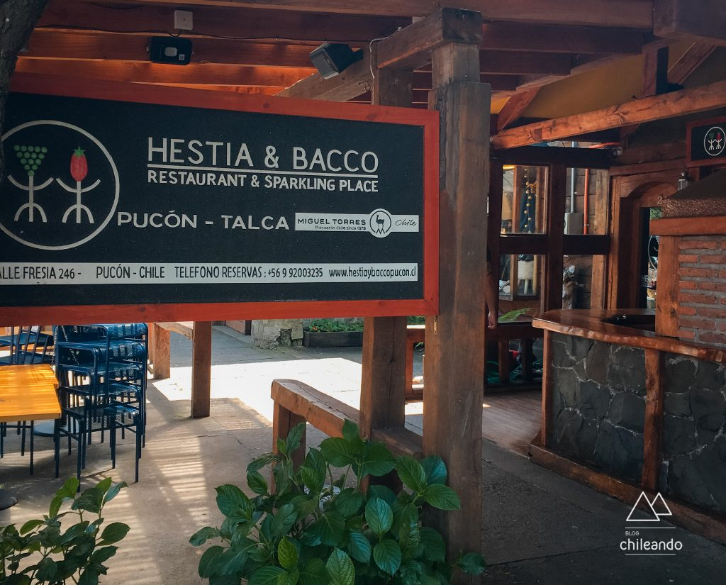 Restaurante Hestia & Bacco