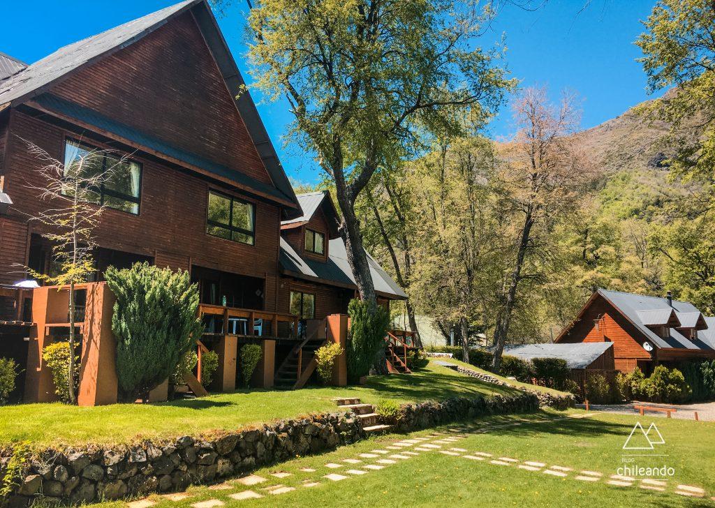 Cabanas em las Trancas, Chillán