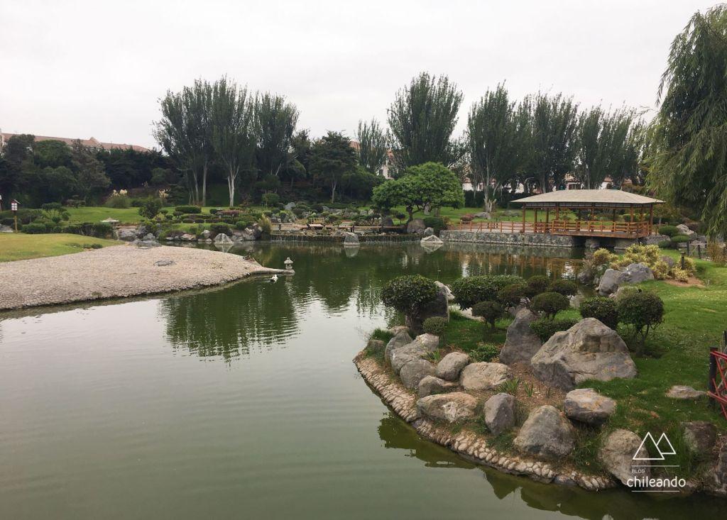 Jardim Japonês de La Serena