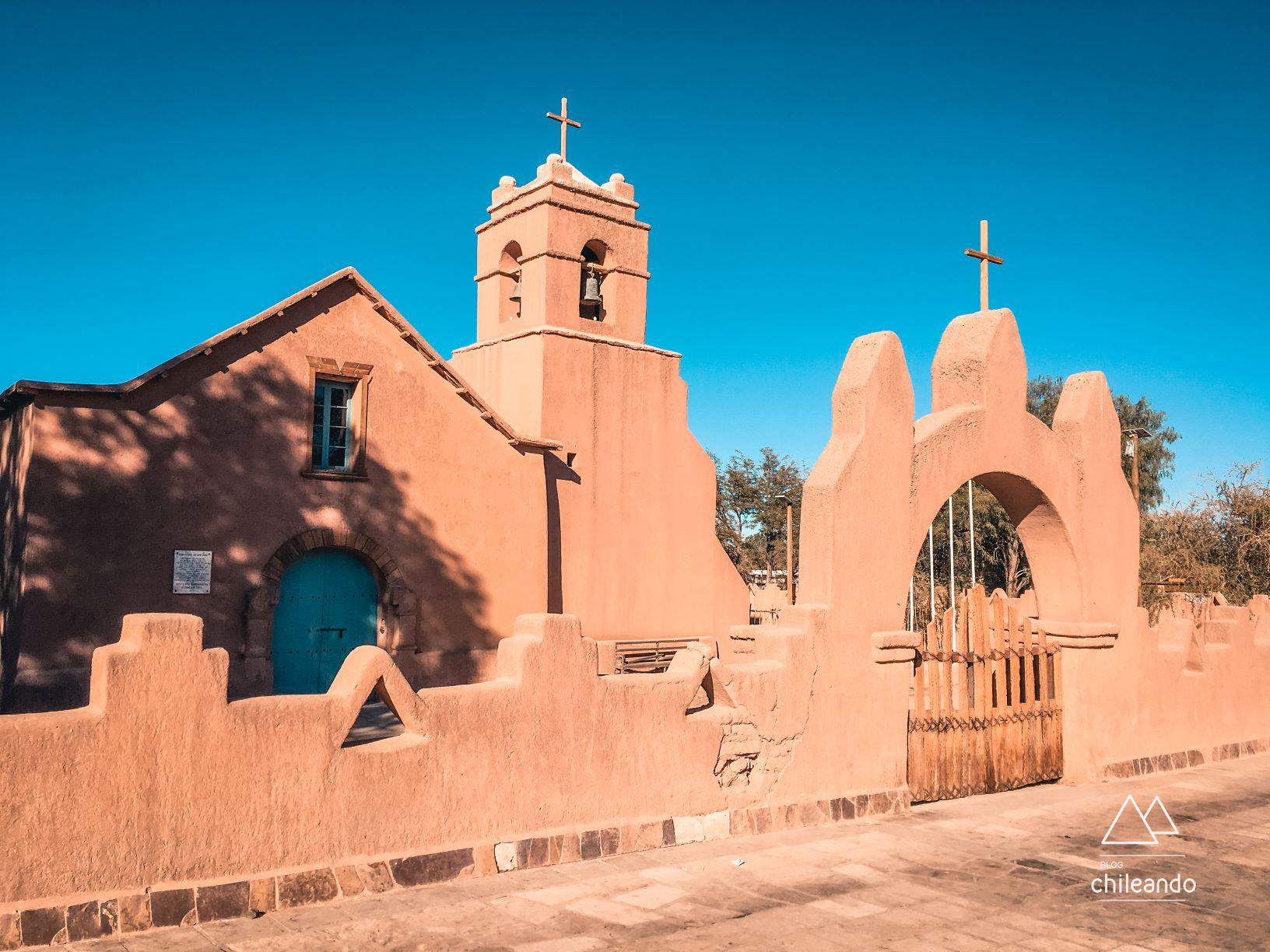 Igreja de San Pedro de Atacama