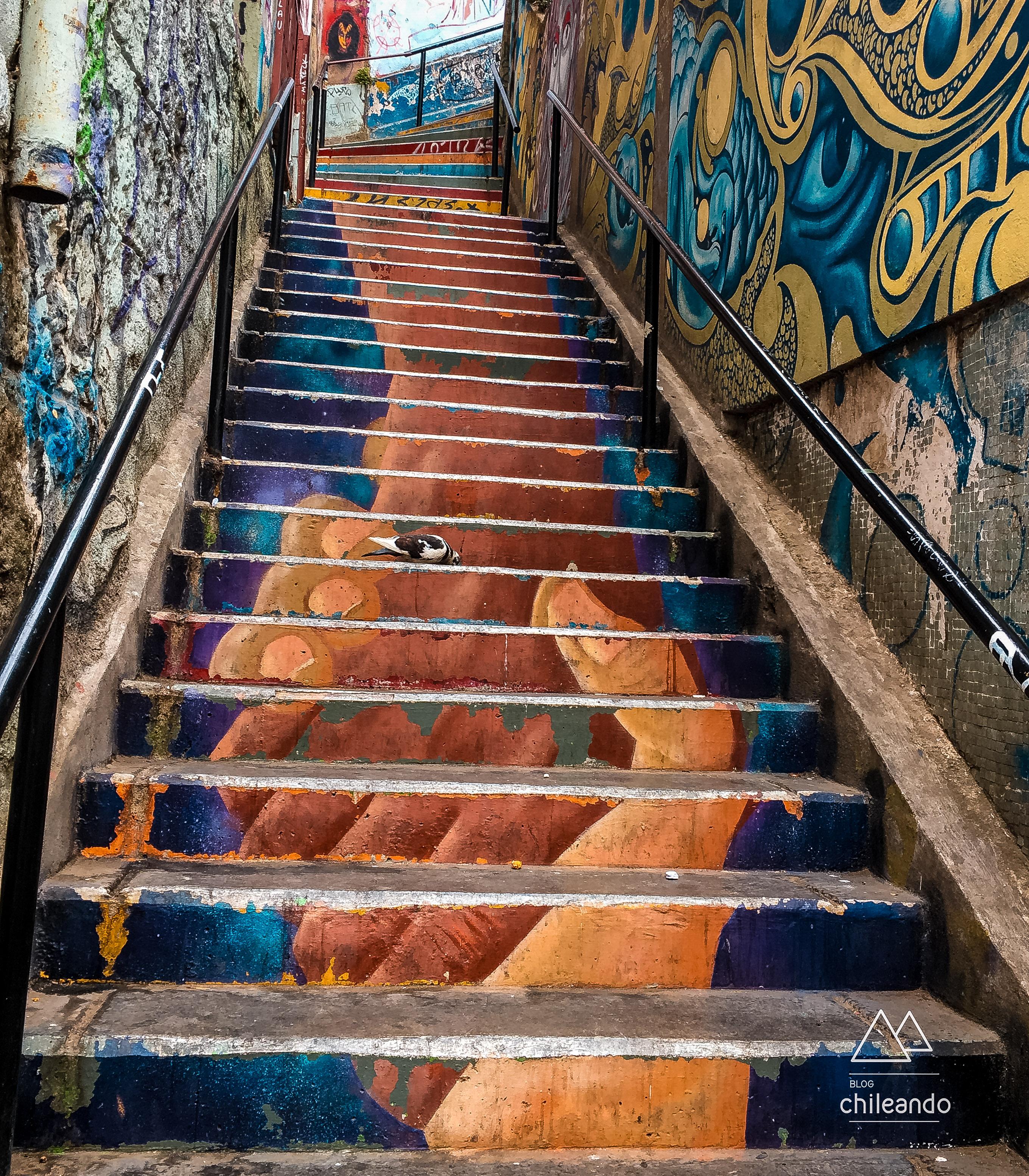 Escada de Valparaíso