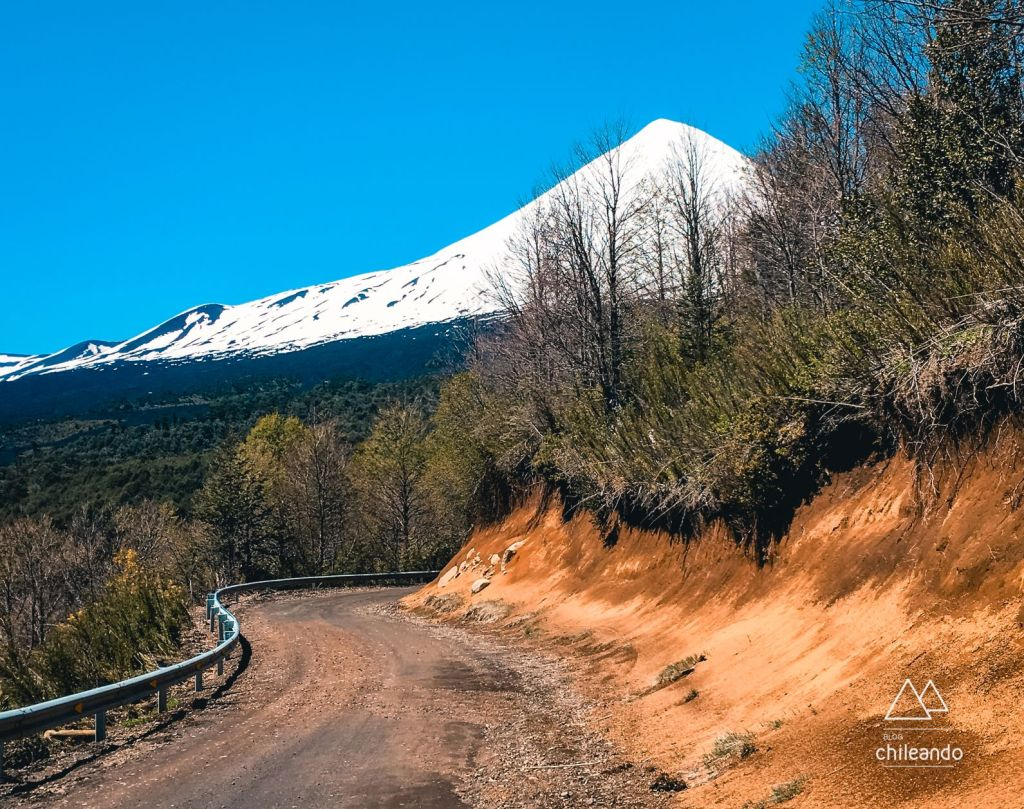 O Llaima está no topo da lista dos vulcões mais ativos do Chile, fica no Conguillio