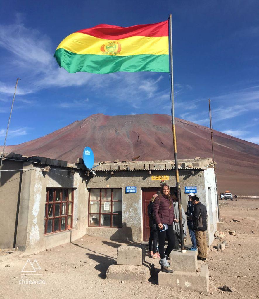 Controle de fronteira na Bolívia