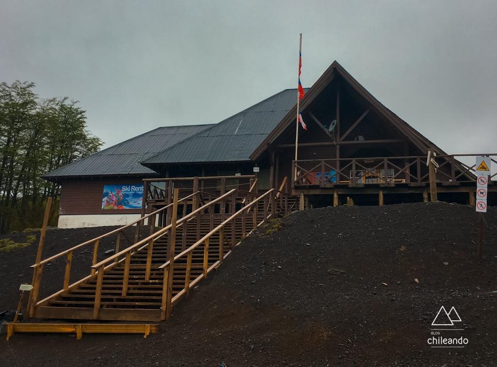 Centro de esqui do Parque Villarrica fechado em novembro