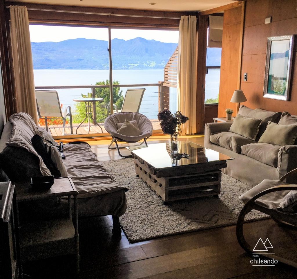Apartamento Alma del Lago reservado pelo Airbnb