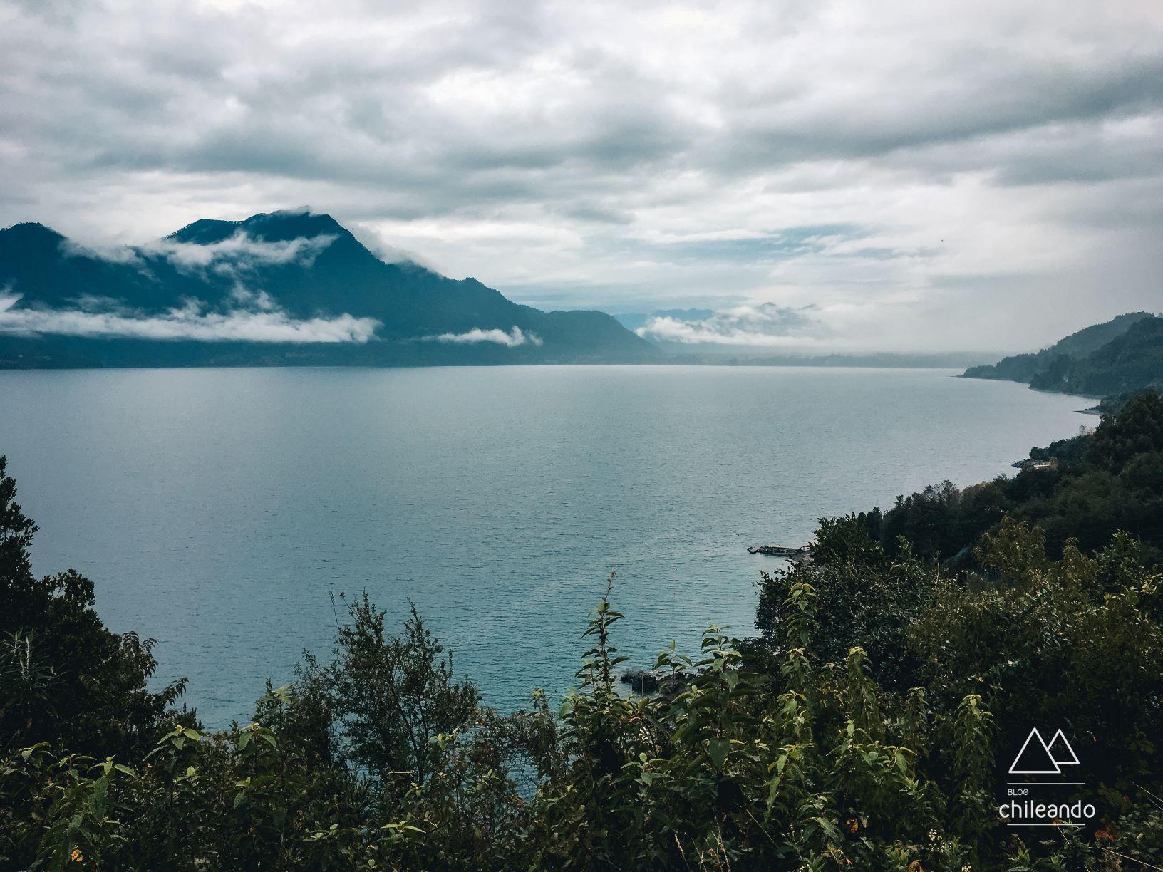 Lagos do Chile, lago Ranco