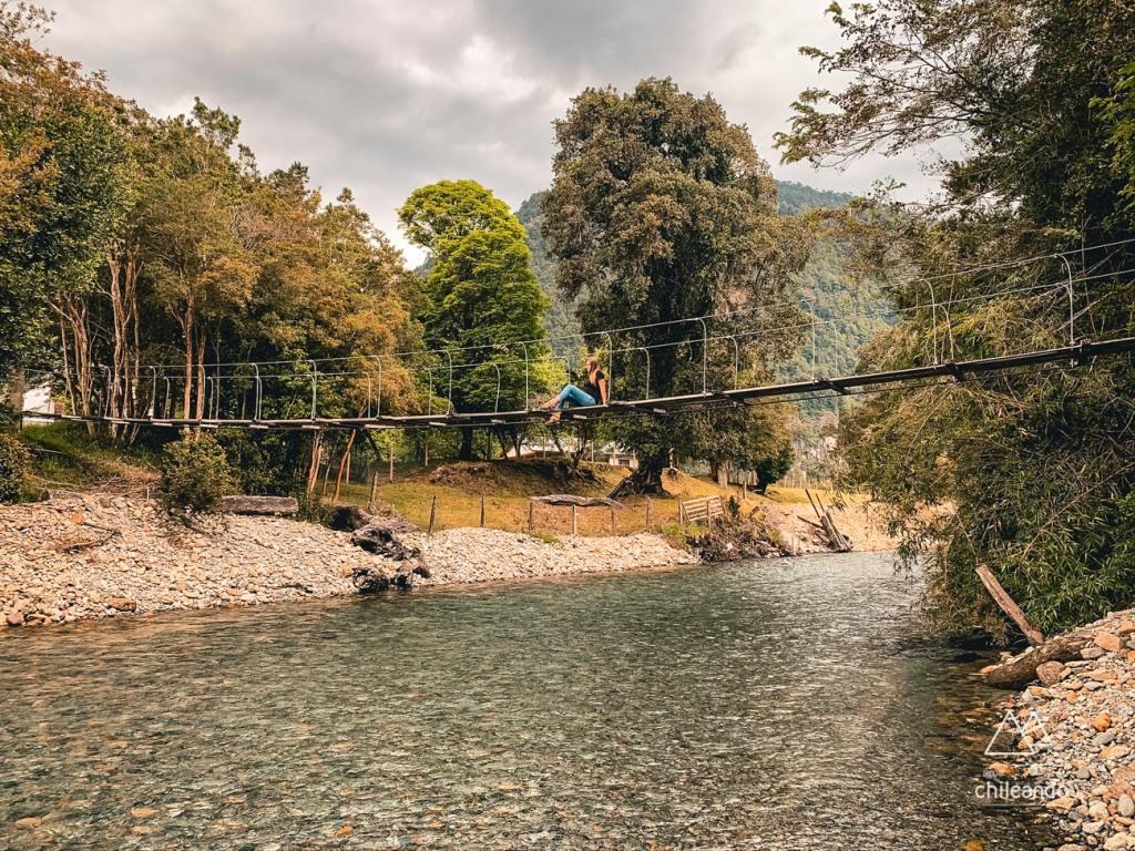 Um canto de paraíso em Cochamó