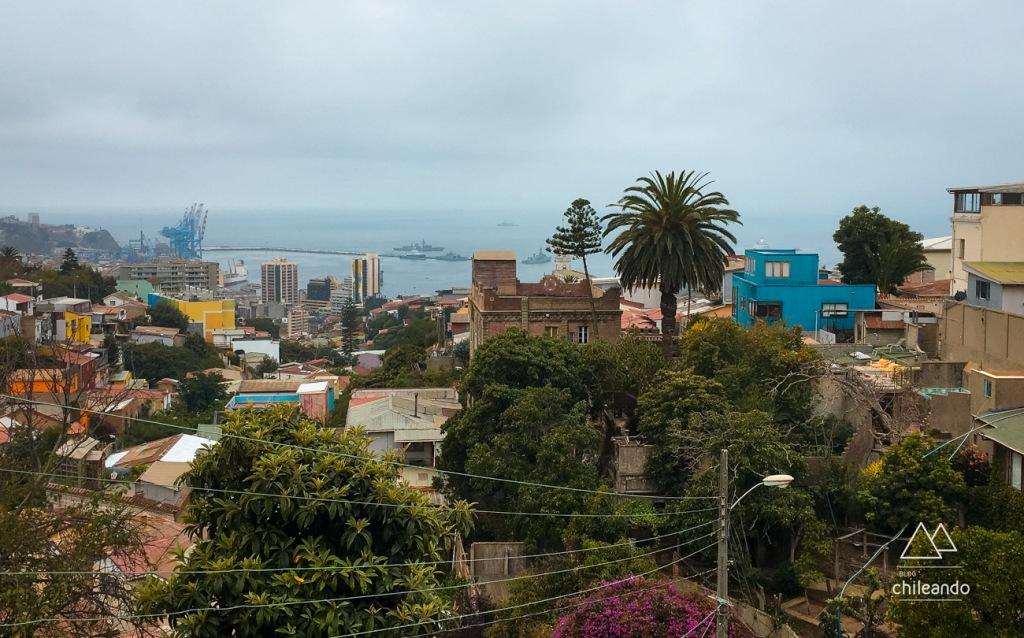 Vista da casa museu La Sebastiana