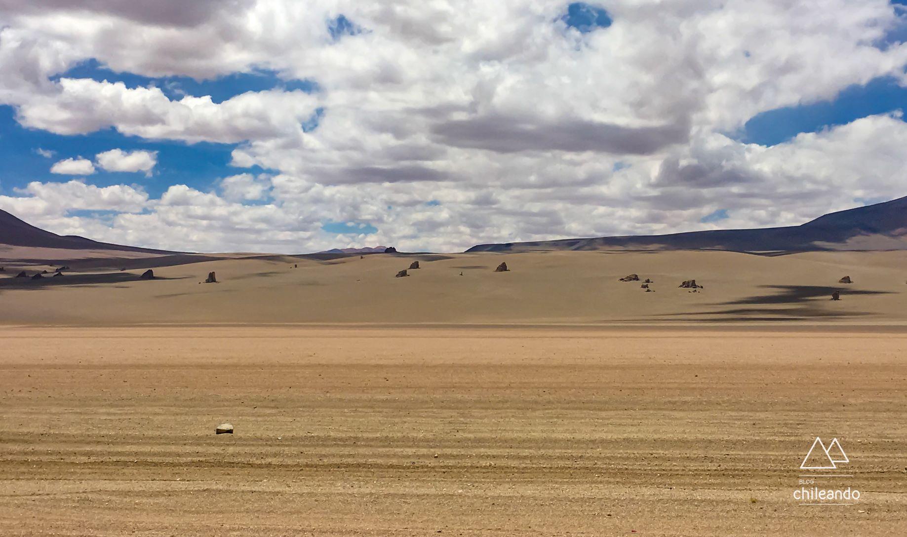 O deserto de Salvador Dalí