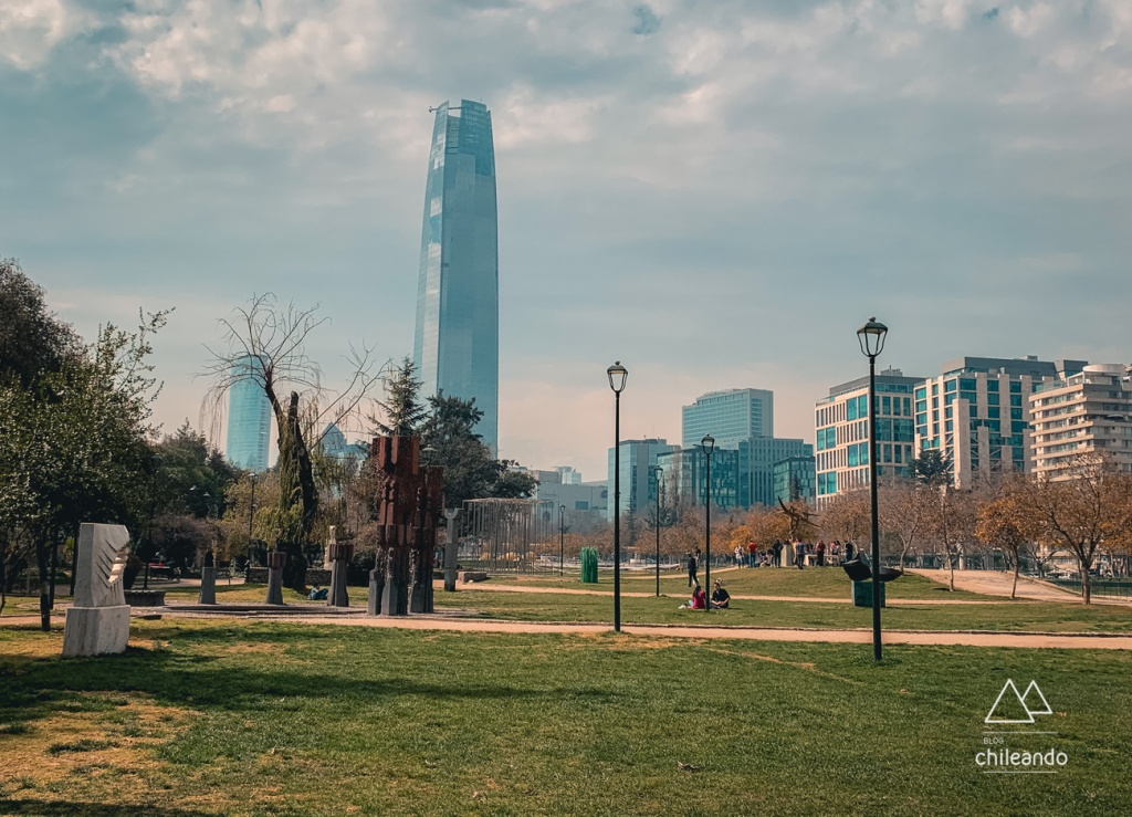 Santiago oferece diversas opções de parques